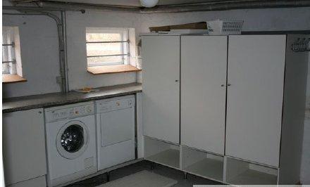 Kortautomat til vaskemaskine